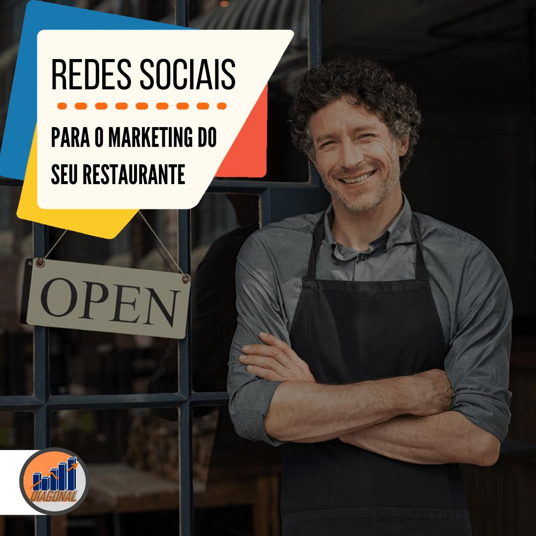 Como usar as redes sociais para fazer marketing do seu restaurante?