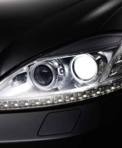 éclairage automobile