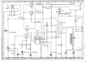 Telefunken Fonte PY Telextronica 20 AMP pdf Diagramas de