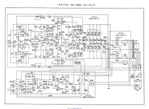 STAX   Diagramasde  Diagramas electronicos y