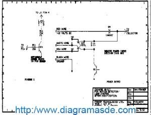 TV Philips 21PT5433 77 mem 24C16 e2p TV Philips 21PT5433