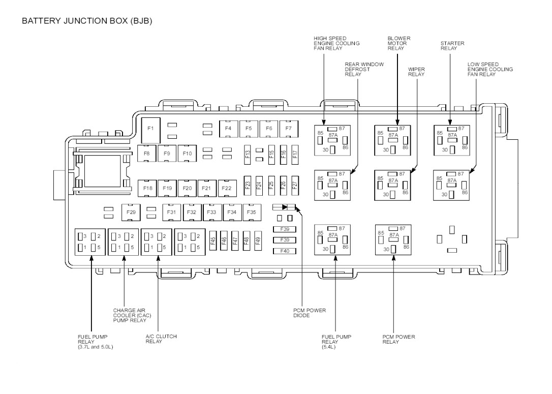 2012 Ford Mustang Engine Diagram Wiring Data 66 Fuse Box Touch Diagrams 1991