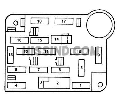 02 Ford Mustang Fuse Diagram - Wire Diagram Here  Ford Mustang Fuse Box Diagram on