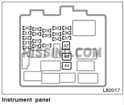 95 Camry Fuse Relay Box Diagram | 1997 Toyota Camry Fuse Box Diagram |  | Fuse Wiring