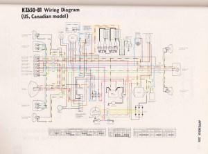 kz650 ignition wires