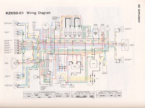KZ650INFO  Wiring Diagrams