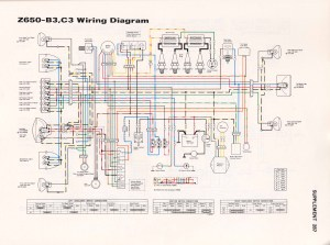 KZ650INFO  Wiring Diagrams