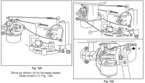 11hp Briggs And Stratton Carburetor Linkage Diagram
