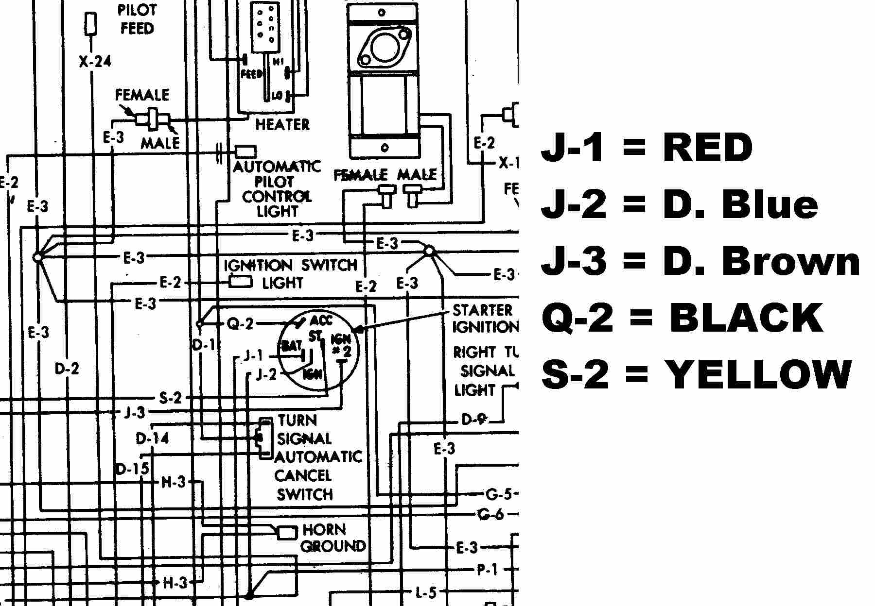 Chrysler Windsor Ignition Wiring Diagram