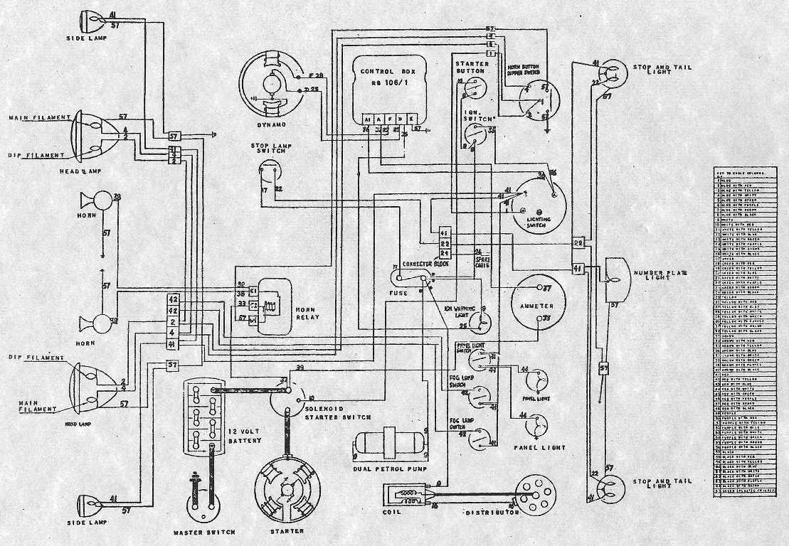 Db V8 Aston Martin Wiring Diagram