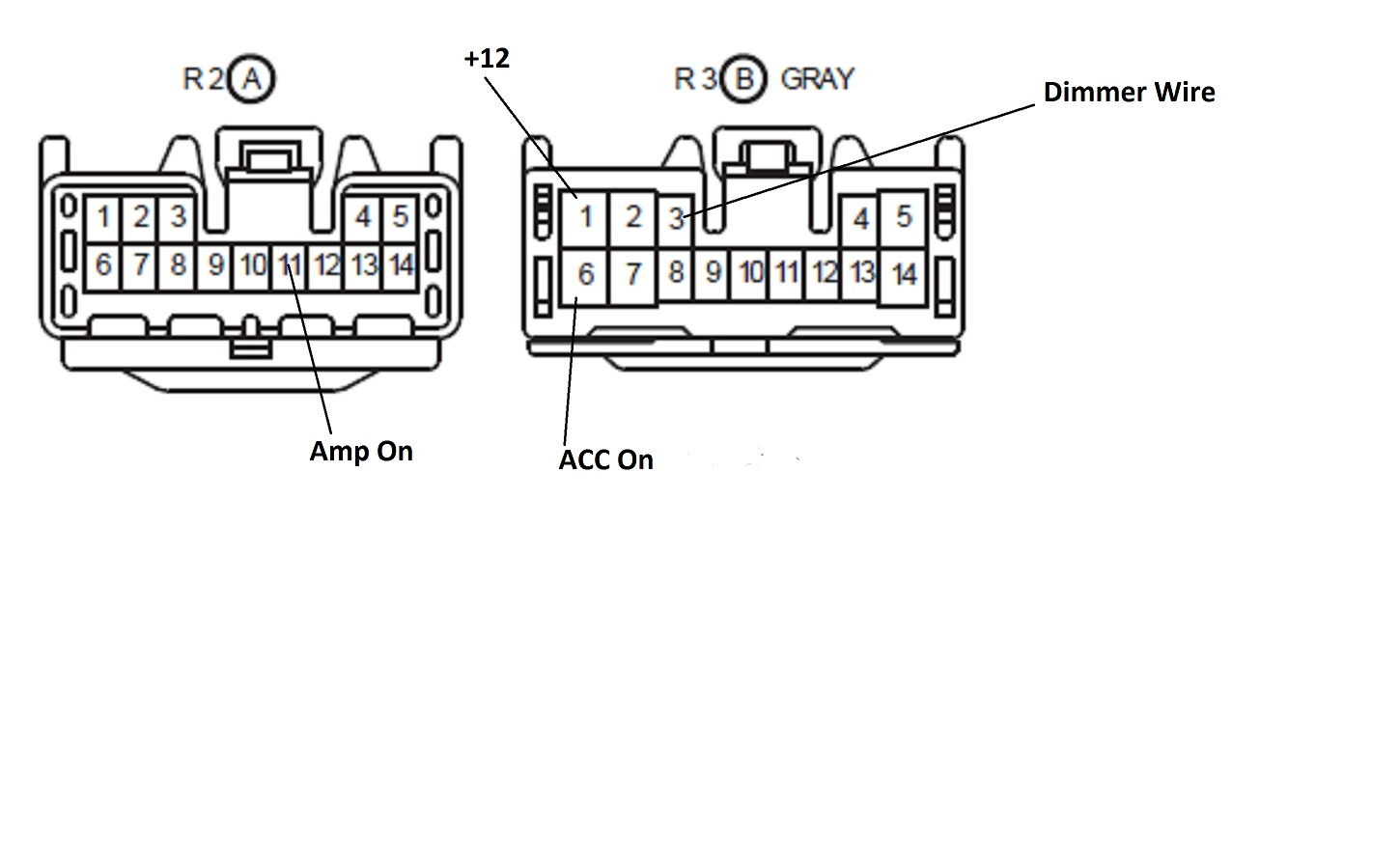 Lexus Sc300 Radio And Amp Wiring Diagram