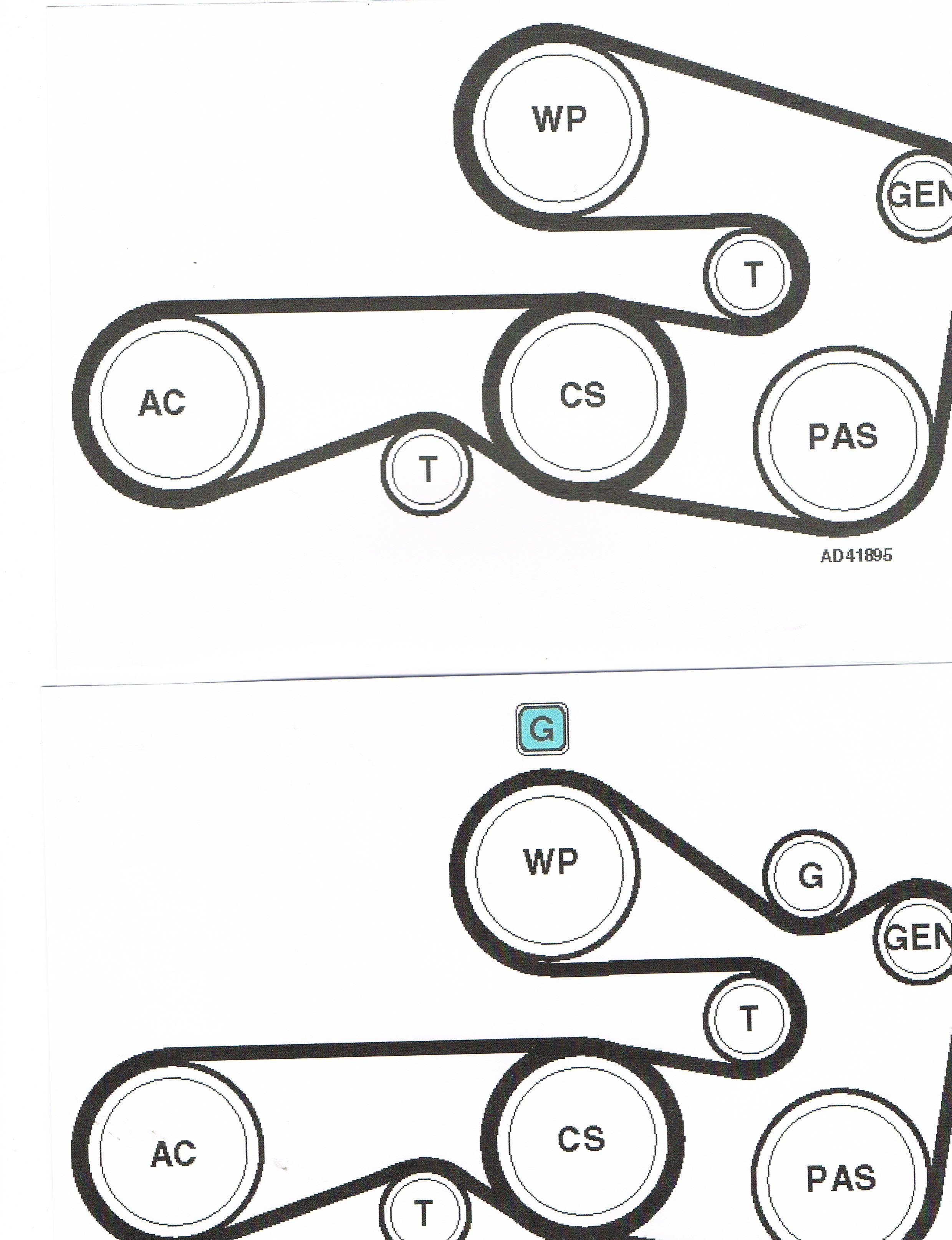 Bmw 528i Serpentine Belt Diagram