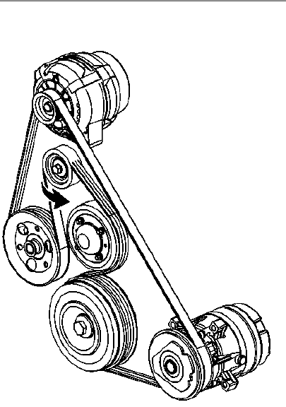 Diagram Impala Serpentine 2003 Chevy Belt
