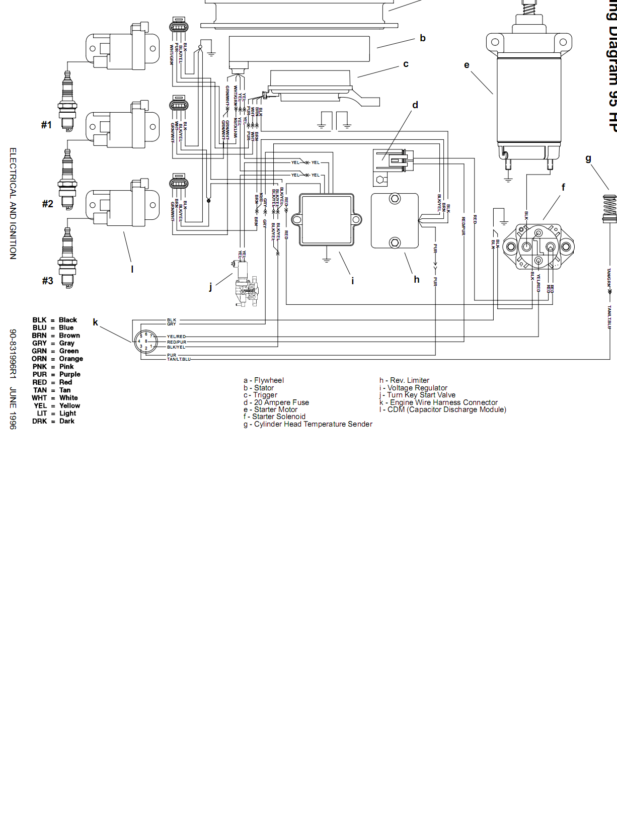 Searay Sunsport Wiring Diagram