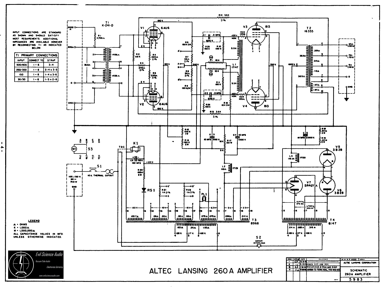 Altec Lansing Vs Schematic Diagram