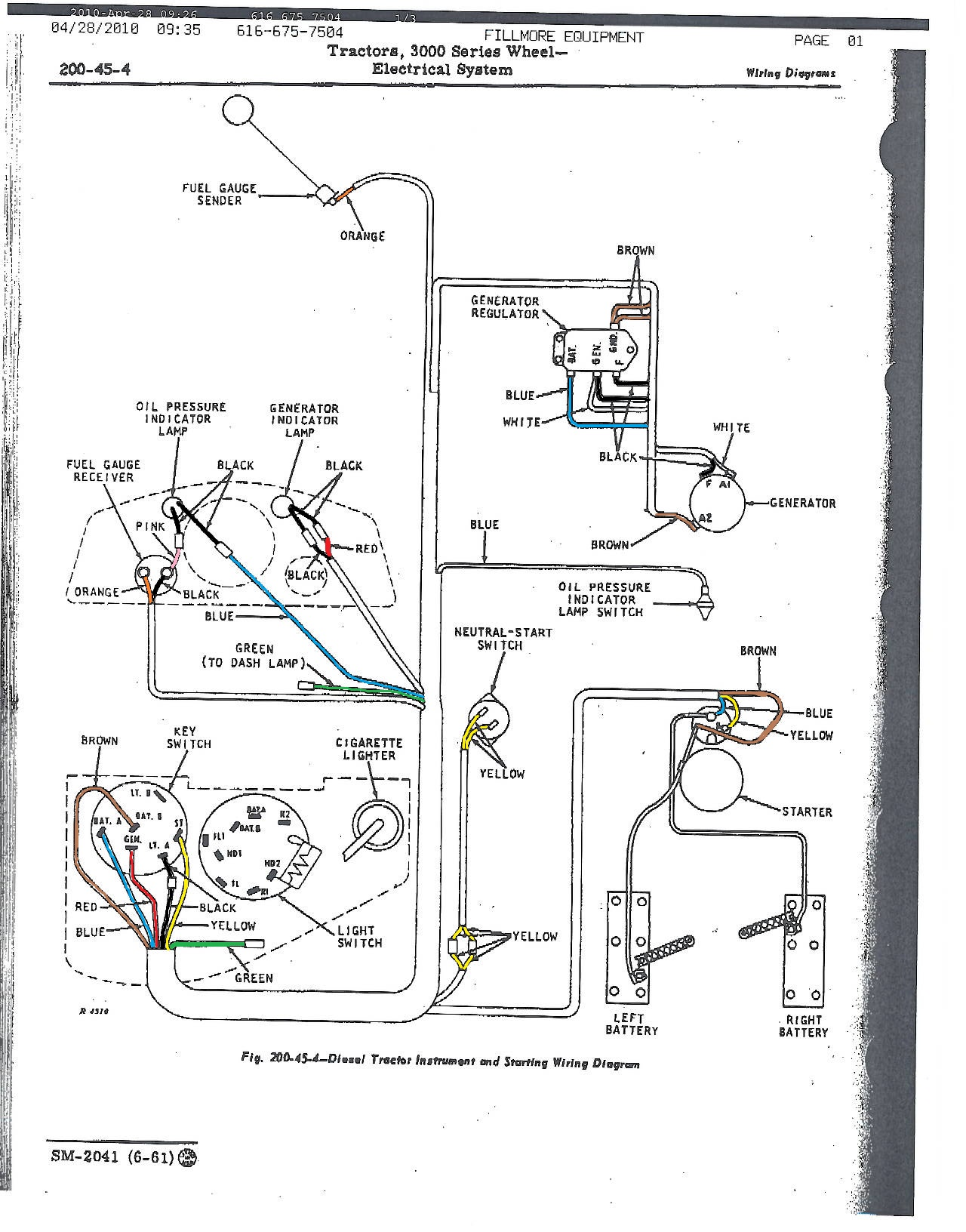 Diagram John Deere Solenoid Wiring Diagram Full