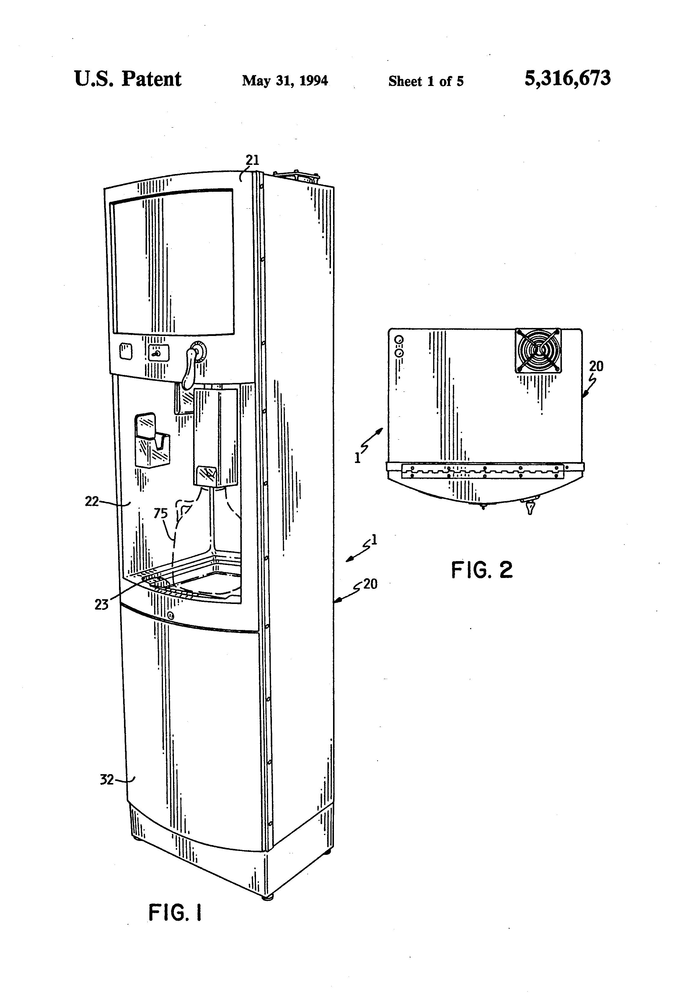Primo Water Dispenser Parts Diagram