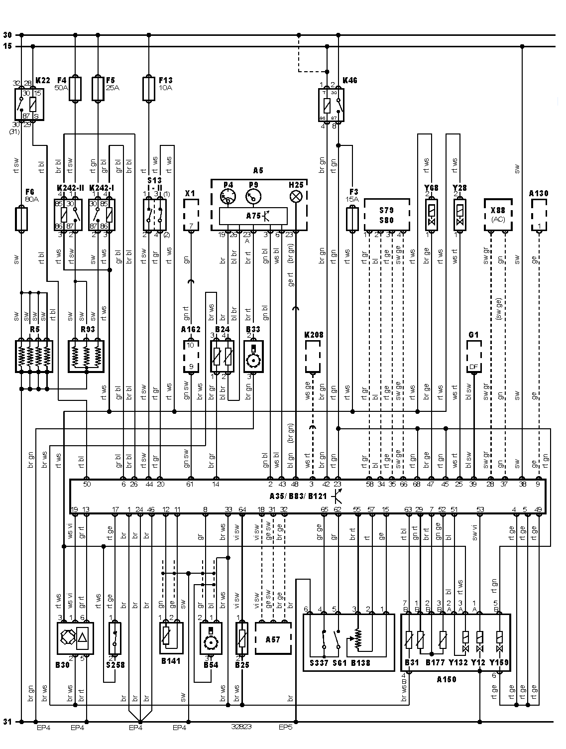 Vw Passat Wiring Diagram 1 8t