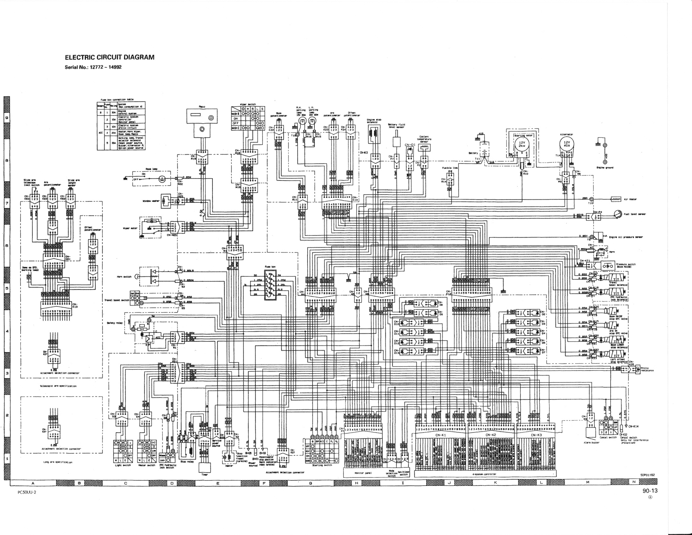 Wiring Diagram For Cab In Ford New Holland