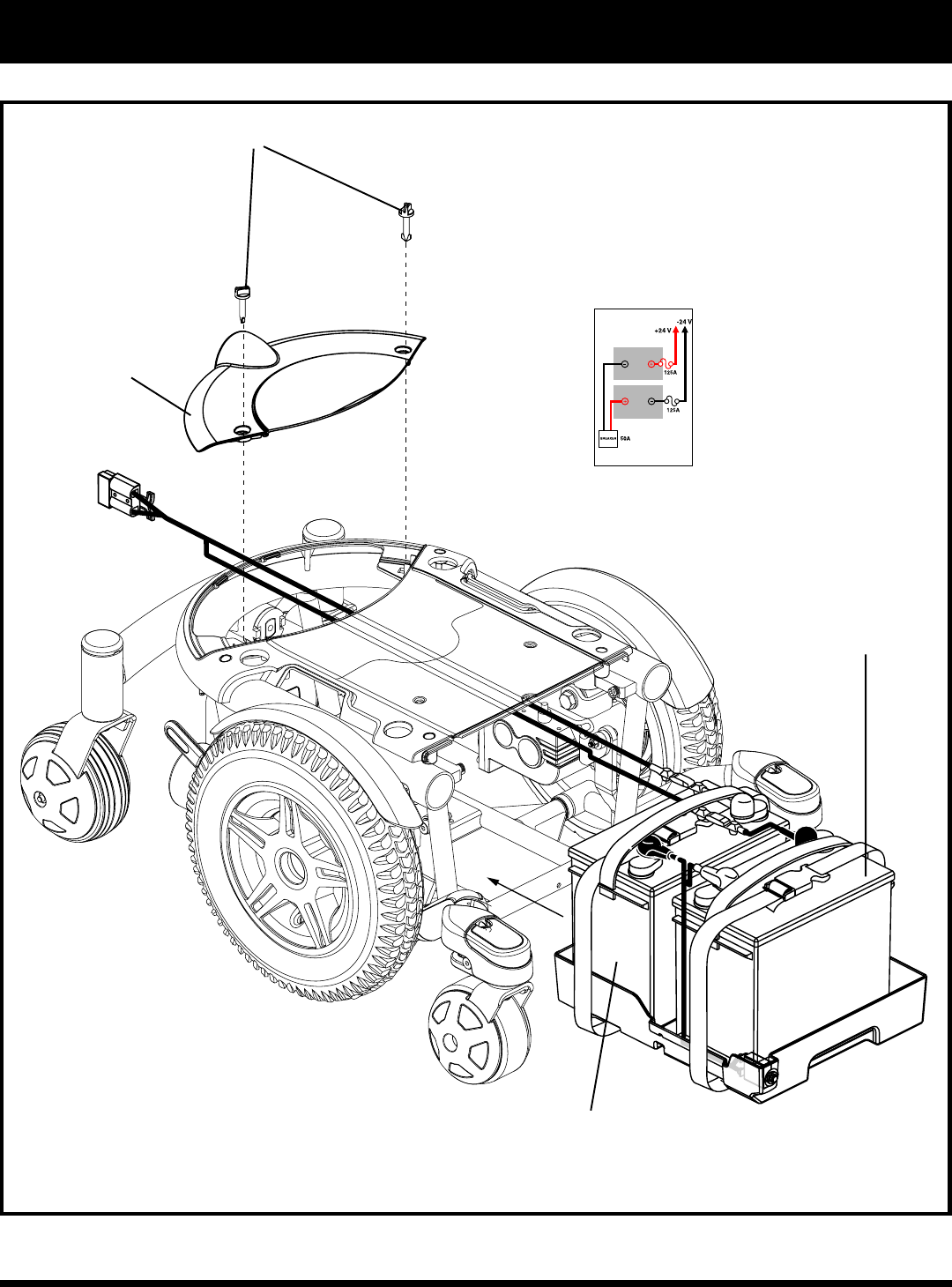 Jazzy Wheelchair Wiring Diagram