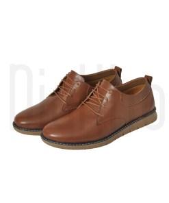 Chaussure de ville en cuir