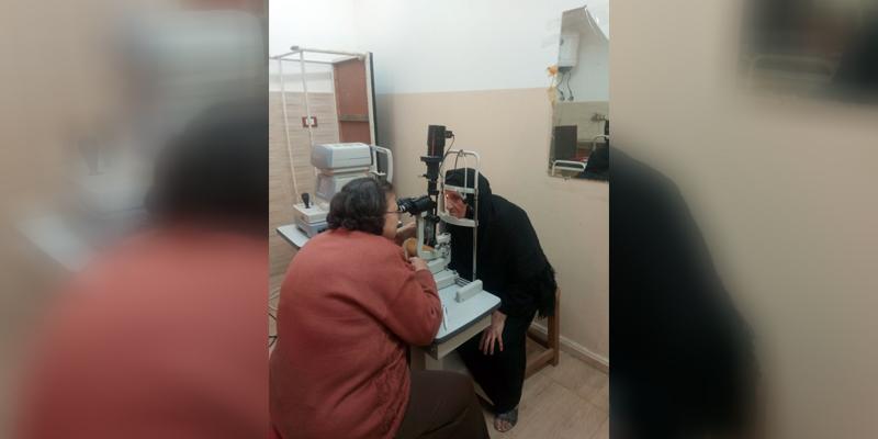 قافلة طبية لمكتب دياكونيا بشبرا الخيمة