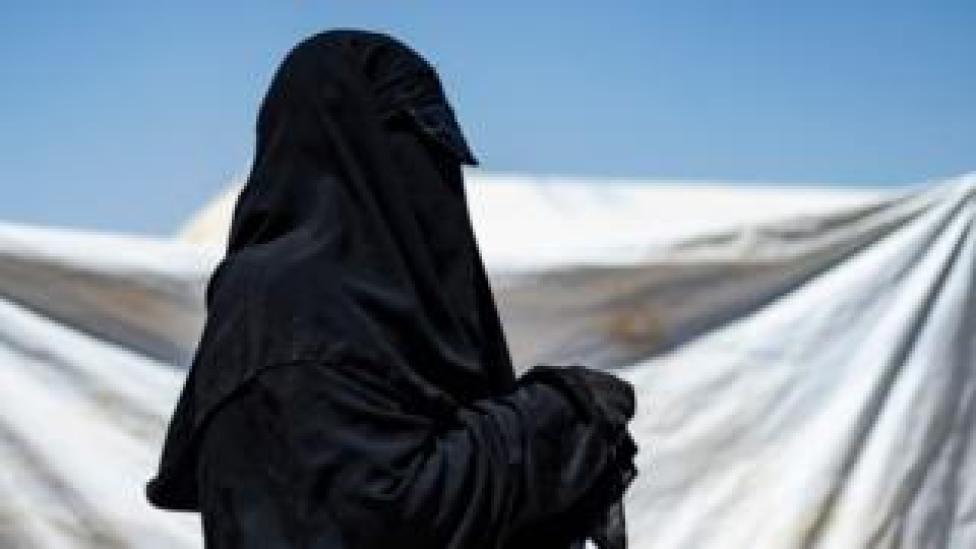 Perempuan di kamp Al Hol