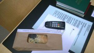 Jokapäiväinen leipämme -teoksen ainesosaluettelo kertoi faktaa suomalaisesta köyhyydestä.