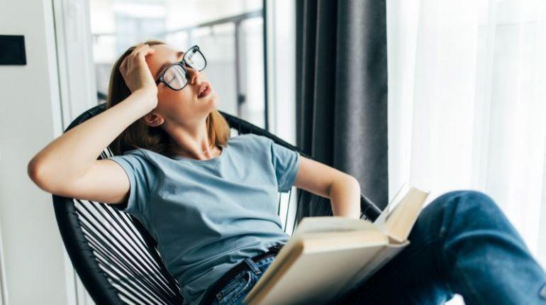 tanulás fáradt