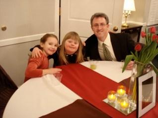 C.H.G., Amanda, and Bob
