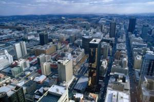 Johannesburg - SA's Economic hub.
