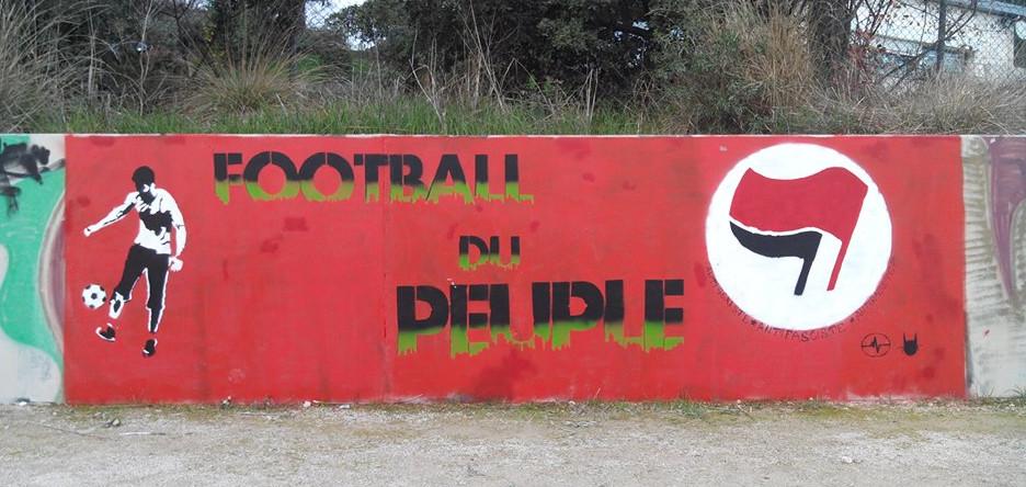 """Football du peuple Montpellier: """"Chez nous, c'est l'action collective qui fait la beauté du but"""""""