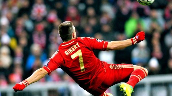Les travaux de Franck Ribéry