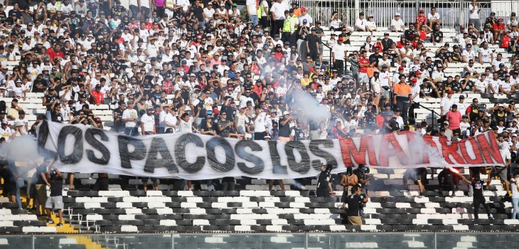 Chroniques chiliennes: des nouvelles de la révolte que le foot n'a pas pu dompter