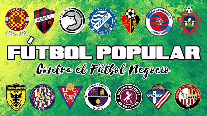 Espagne: Fútbol Popular | Guide – Saison 2020/21