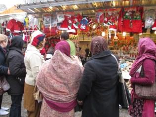 sortida nadal mercat santa llúcia desembre 2013
