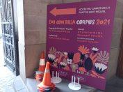 Catifa Ajuntament. Corpus 2021. 1