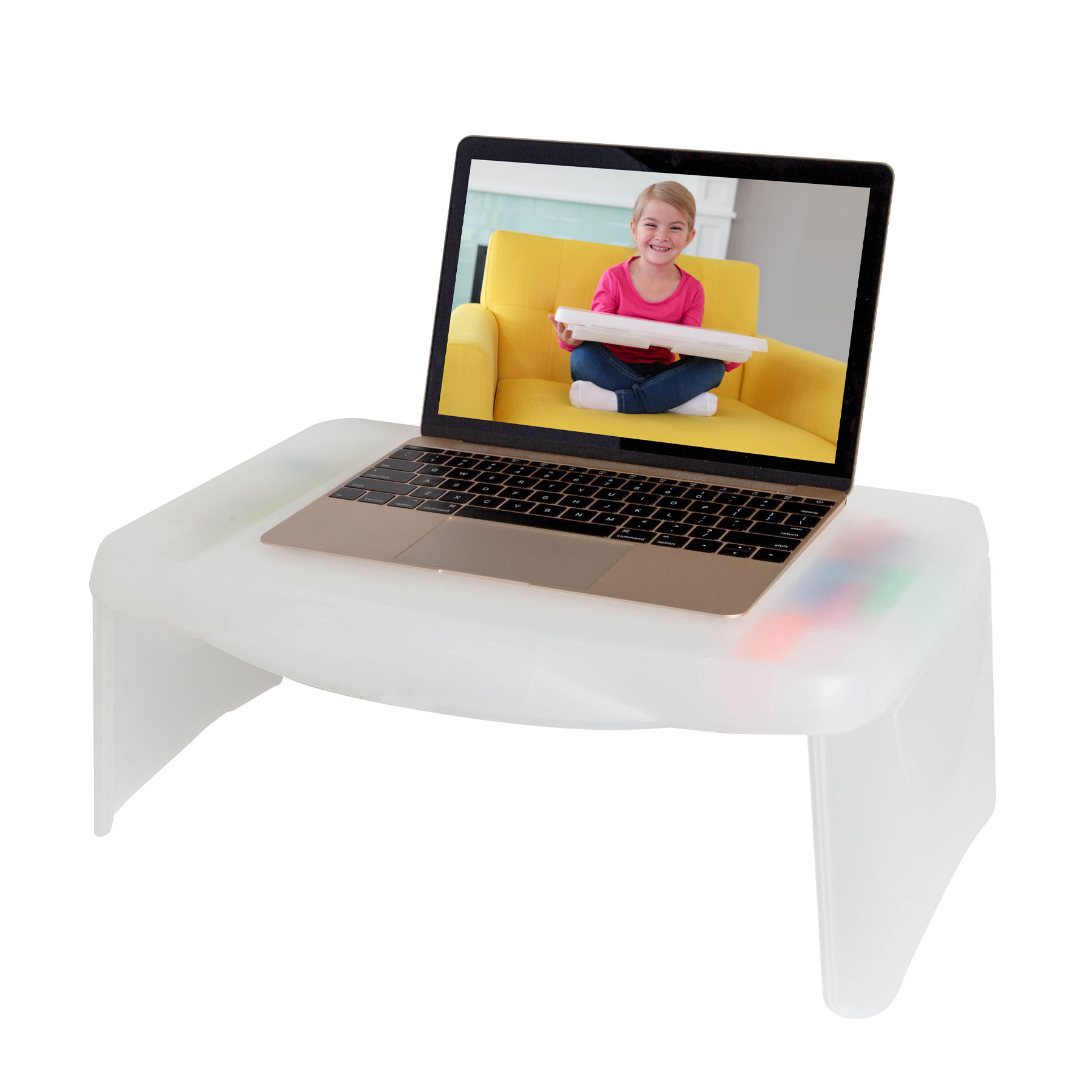 Deluxe Folding Lap Desk Dial Industries Inc