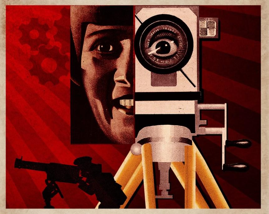 Kameralı Adam: Hareket ve Devinim