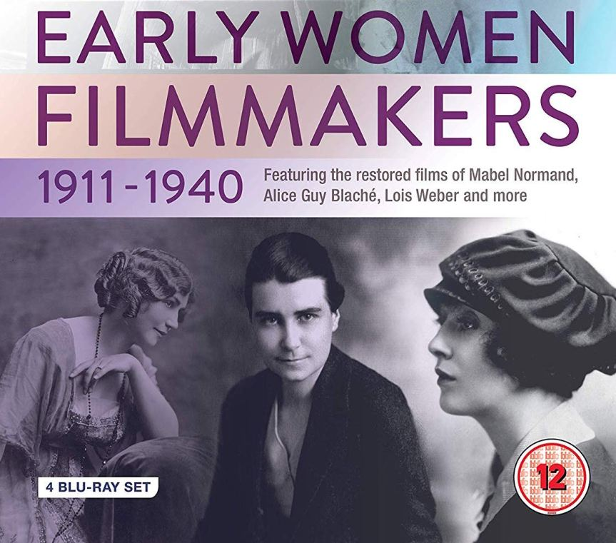EARLY WOMEN FILMMAKERS – BFI Blu-ray Set