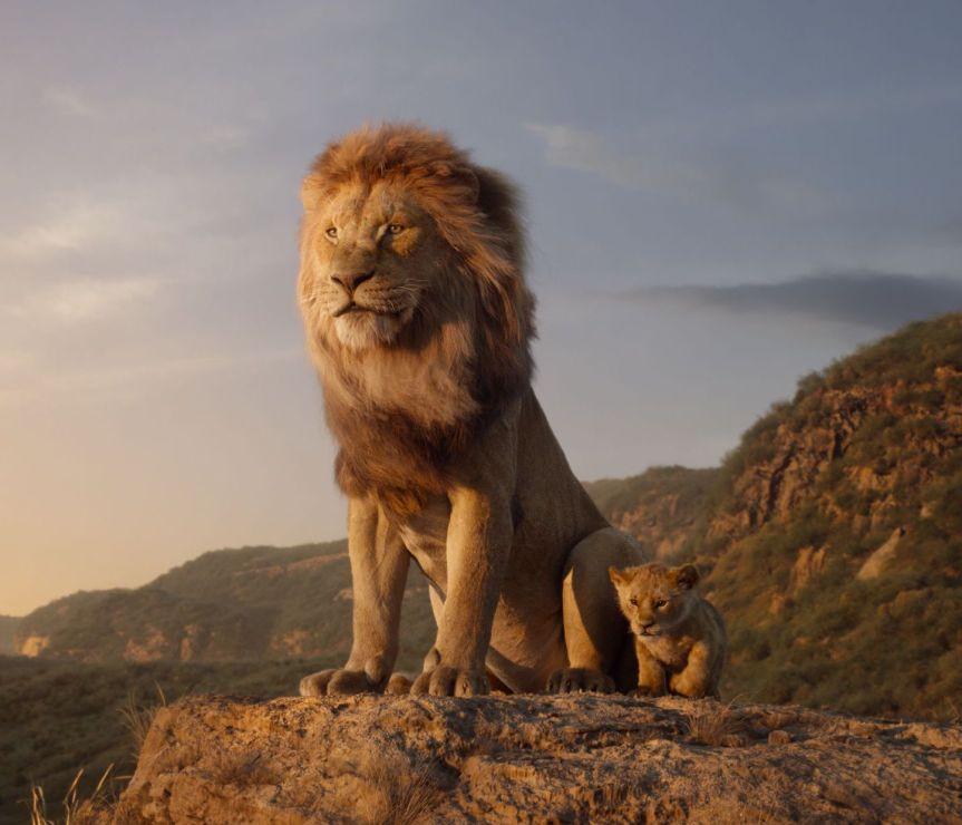 THE LION KING: Animasyon Dünyasında Devir Teslim