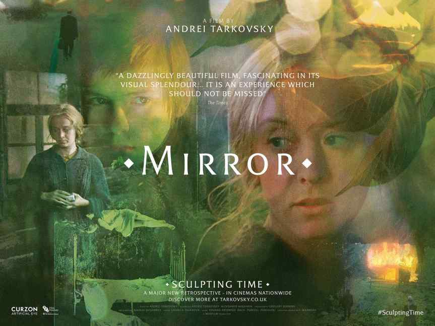 Tarkovski'nin MIRROR Filminde Zaman, Mekân  ve Dil Kullanımı