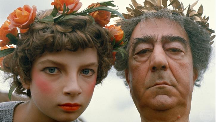 SATYRICON: Fellini'ye Özgü Düşlemsel Bir Dünya