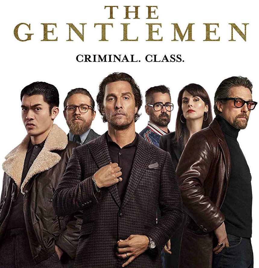 THE GENTLEMEN: Bir Guy Ritchie Filmi (mi?)