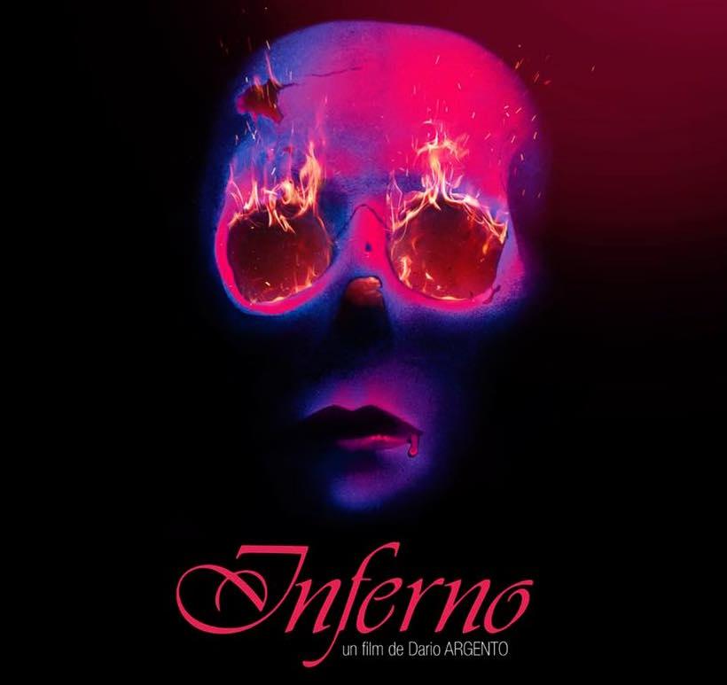 INFERNO: Dario Argento'nun Fantazmagorik Bilinç Akışına Hoşgeldiniz