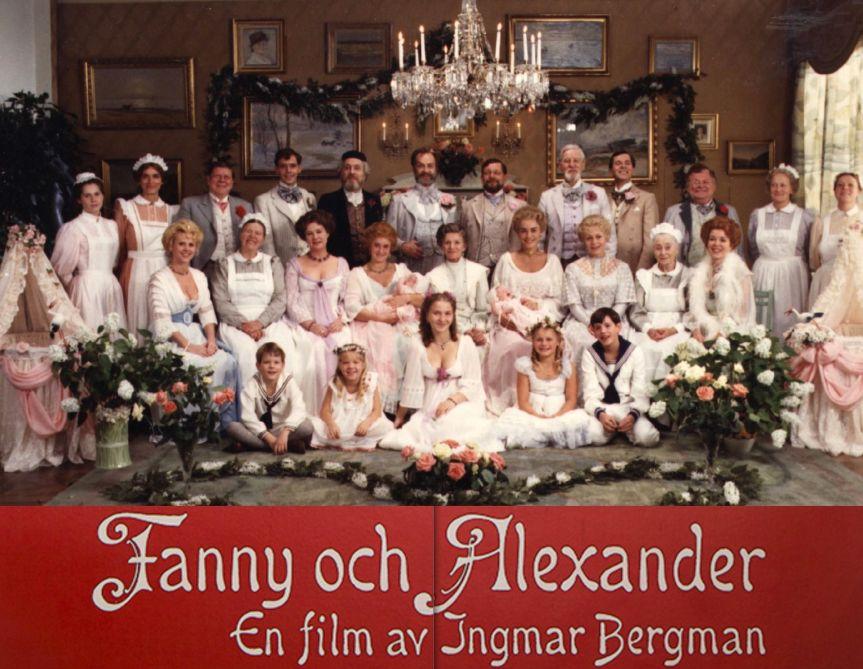 Bir Çocuğun Masumane Bakışından Bergman'ın En Özeline Yolculuk: FANNY ve ALEXANDER