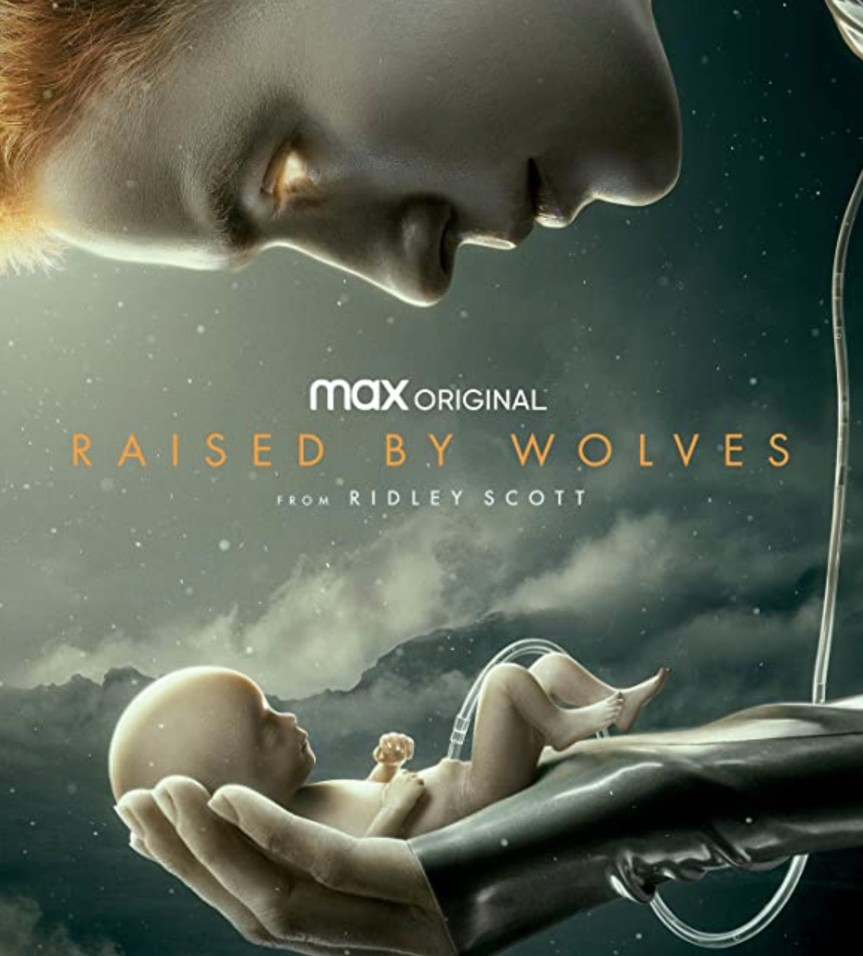 RAISED BY WOLVES: Makine, İnsan ve Narsisizm