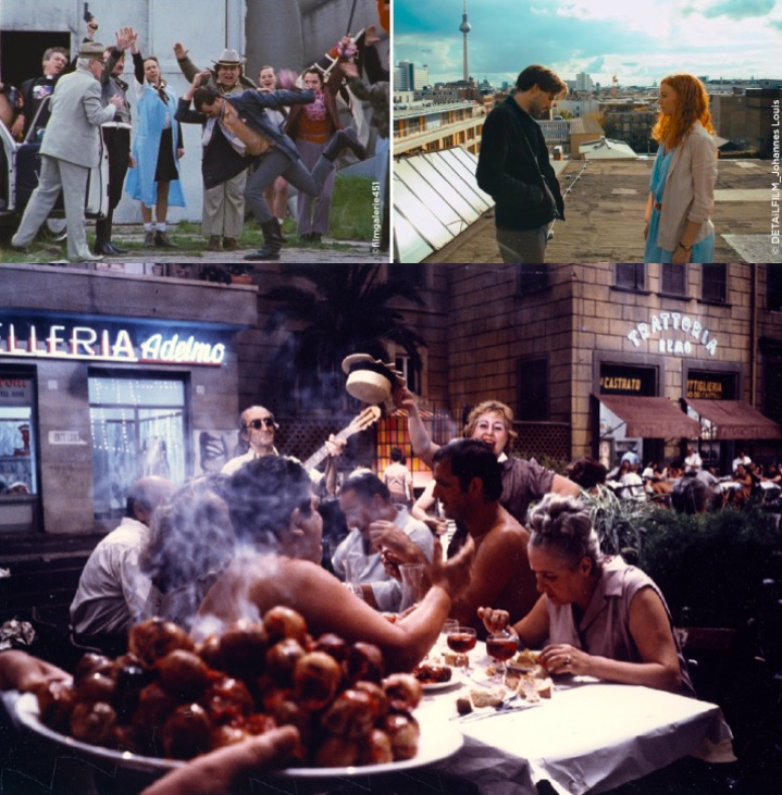 Kayıp Masallar Film Festivali'ne ve Fellini Sofrası'na Davetlisiniz