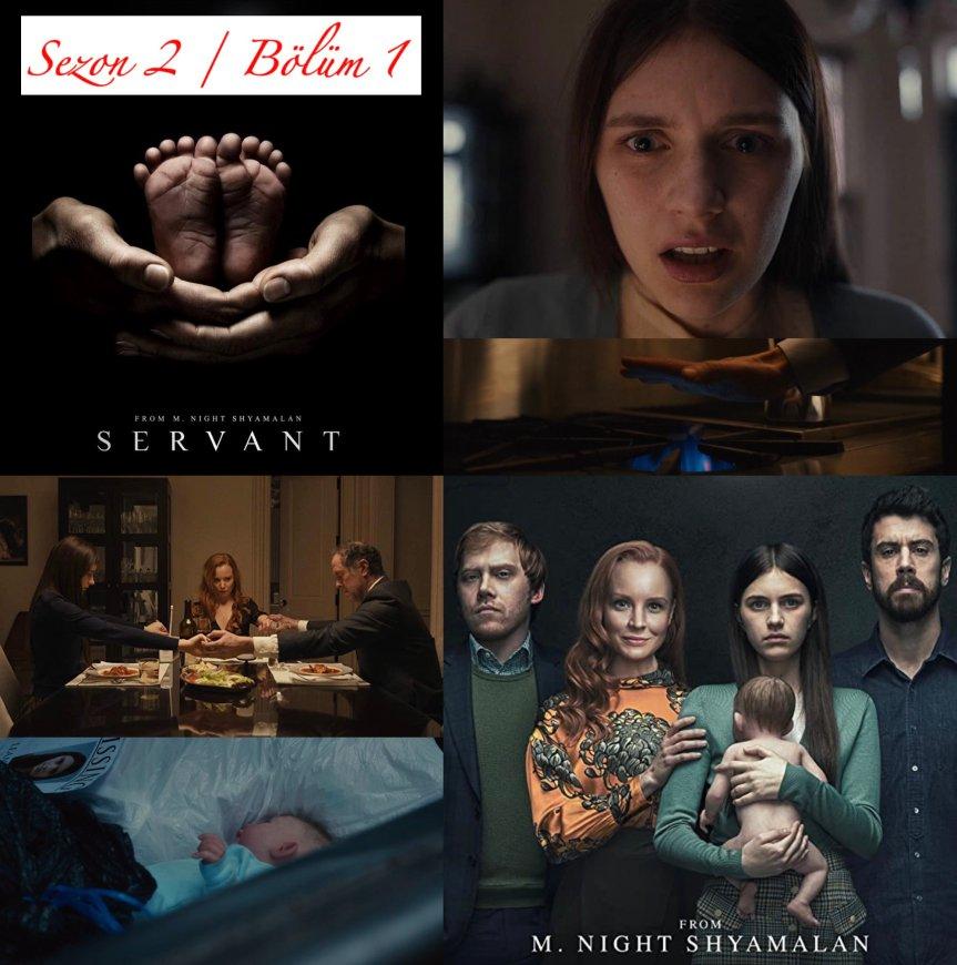 SERVANT (Sezon 2, Bölüm 1: DOLL) – Tasarım Aşamasında Bir Evren