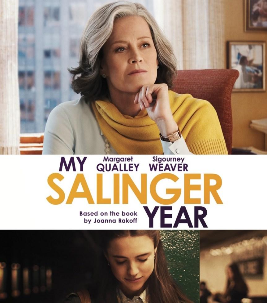 Dev Bir Yazarın Gölgesinde Kalmış Bir Büyüme Serüveni: MY SALINGER YEAR